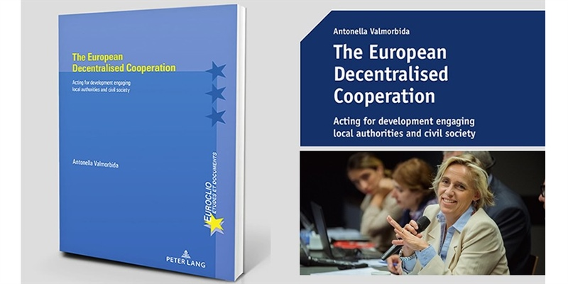New book on decentralized cooperation in Europe
