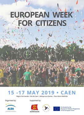 European Week for Citizens in Caen